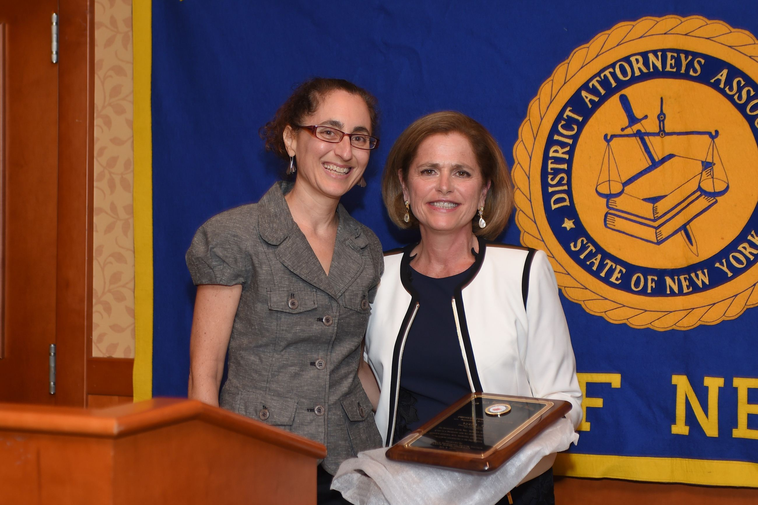 Yael Levy, New York Prosecutors Training Institute Prosecutor of the Year